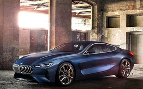 Picture car, BMW, BMW 8 Series