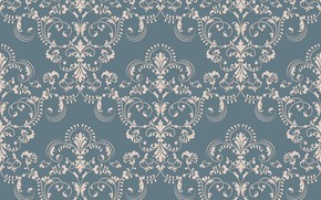 Picture Wallpaper, vector, texture, texture, vintage, background, pattern, ornament, seamless, damask