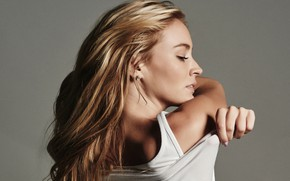Picture blonde, profile, Bryana Holly