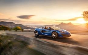 Picture car, McLaren, supercar, fast, montain, McLaren 570S, McLaren 570S Spider