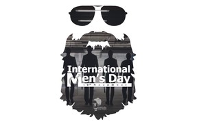 Picture Men, Double Exposure, Photo Manipulation, International Mens Day
