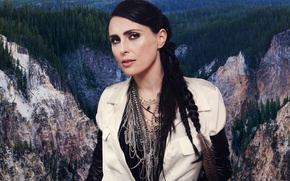 Picture Within Temptation, Symphonic Metal, Sharon Den Adel