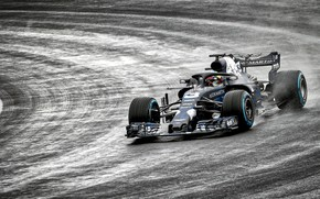 Picture formula 1, the car, Formula 1, Red Bull, 2018, red bull, RB14