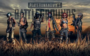 Wallpaper playerunknowns, games, the game, pubg, game