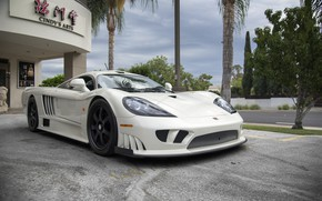 Picture Saleen, White, Turbo, Twin