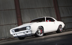 Picture Chevrolet, Camaro, Supercharged, '69, Phil Mitchell's
