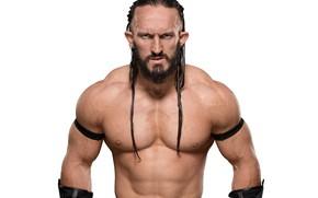 Picture look, muscle, wrestler, WWE, Raw, Neville, Neville