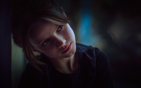 Picture look, reverie, girl