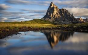 Picture Italy, Italy, Veneto, Raguse clever peak, Colle Santa Lucia