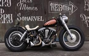 Picture Chopper, bike, motorcycle, custom, motorbike