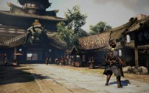 Picture game, fighter, armor, man, japanese, kanji, Toukiden 2, Toukiden