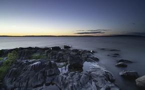 Picture Sweden, Sweden, Lake Vänern, Mariestad