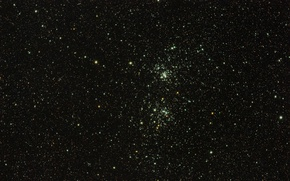 Picture accumulation, Perseus, star, in the constellation, scattered, NGC 869
