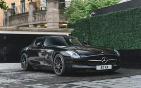 Picture Roadster, sports car, Mercedes-Benz SLS AMG, Mercedes-Benz SLS AMG Roadster
