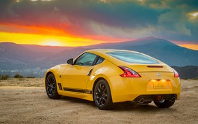 Picture sunset, Nissan, 370Z, Heritage Edition