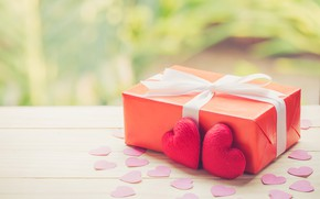 Picture holiday, Valentine's day, holiday, gift, Valentine's day, hearts, hearts, love, gift, love