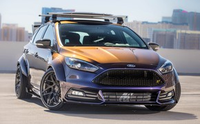Picture Ford, tuning, Focus ST, Blood Type Racing