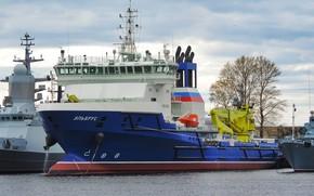 Picture ship, Baltika, rescue, Elbrus