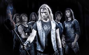 Picture Finland, Helsinki, Symphonic/Melodic Death/Pagan Metal, Brymir