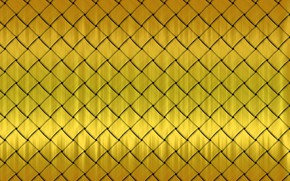 Picture background, gold, texture, picture, netting, metallic luster, Golden ribbons