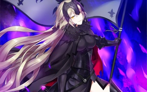 Picture anime, art, Fate/Grand Order, fate/grand order, Joan Age