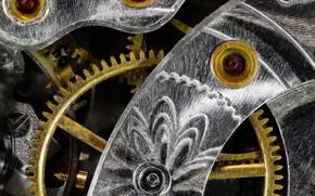 Picture metal, patterns, mechanism, details