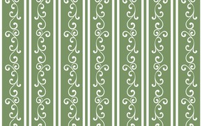 Picture pattern, texture, pattern, ribbons, floral