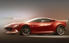 Picture car, auto, tuning, Mazda, Mazda, car, auto, tuning, Yasid Design, Yasid Oozeear, Mazda MX-5 RF