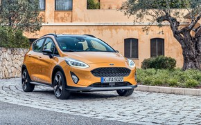 Picture Ford, 2018, Fiesta, Active