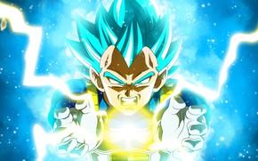 Picture DBS, game, alien, anime, manga, powerful, Vegeta, Dragon Ball, strong, Dragon Ball Super, saiyan, by …