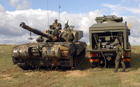Picture soldier, weapon, 111, tank, armored, military vehicle, armored vehicle, armed forces, military power, war materiel