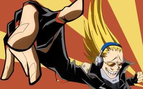 Picture anime, hero, manga, sensei, powerful, strong, yuusha, super hero, by sanoboss, japonese, Boku no Hero …