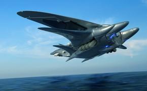 Picture flight, aircraft, final, mobula