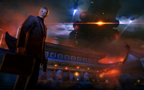 Picture XCOM, Zhang, XCOM: Enemy Unknown, Friends In Low Places