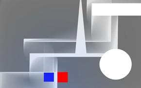 Wallpaper color, form, background