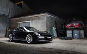 Picture coupe, 911, Porsche, supercar, Porsche, side, Coupe, Turbo, turbo