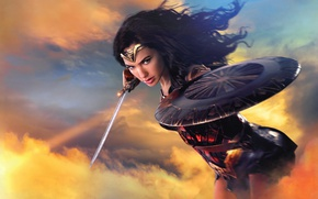 Picture Girl, Action, Fantasy, Wonder Woman, Hot, Beautiful, Warrior, Female, Eyes, year, Woman, EXCLUSIVE, DC Comics, …