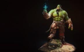 Picture fantasy, Orc, orc, Aleksey Svishchev