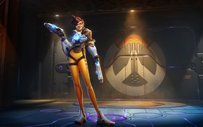 Picture Windows, Game, Blizzard Entertainment, PlayStation 4, Xbox One, Heroes of the Storm, Tracer, The Game ...