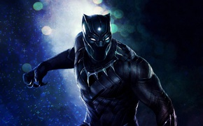 Picture costume, claws, Marvel, Marvel Comics, suit, black Panther, Black Panther, vibranium