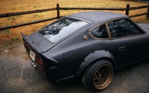 Picture Datsun, classic, JDM, 240Z, S30