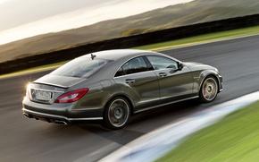 Picture Mercedes-Benz, sedan, CLS-Class