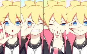 Picture Naruto, face, ninja, asian, Uzumaki, shinobi, japanese, Boruto, Boruto: Naruto The Next Generations