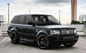 Picture wheels, Range Rover, Sport, GFG