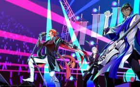 Picture show, Fate/Grand Campaign, Fate / Grand Order, singers