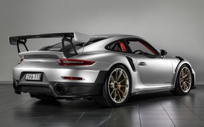 Picture 911, Porsche, rear view, 2018, GT2 RS