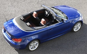 Picture BMW, convertible, 135i