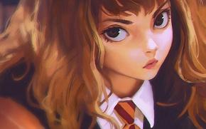 Picture eyes, girl, face, Emma Watson, Harry Potter, hermione granger