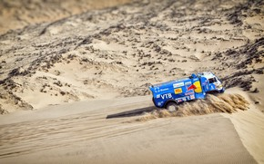 Picture Sand, Sport, Speed, Truck, Race, Master, Russia, Kamaz, Rally, Dakar, KAMAZ-master, Dakar, Rally, KAMAZ, The …