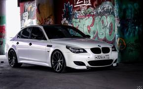 Picture BMW, E60, m5